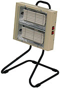 portable infra red heater
