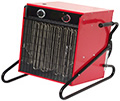 VBX30 30kw 400v portable blower / heater